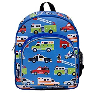 Wildkin Toddler Action Vehicles Backpack 73878a335438f