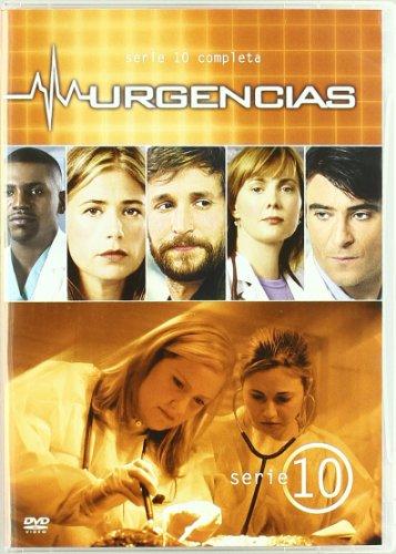 Urgencias (10ª temporada) [DVD]