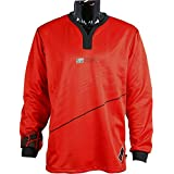Sells Wrap Jersey, rojo, extra-large