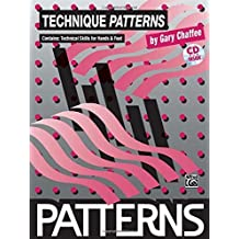 Technique Patterns: Book & CD by Gary Chaffee (1994-11-01)