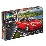 Revell 07690 Modellbausatz Porsche Boxster im Maßstab 1:24, Level 3