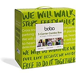 Boba Carrier 3 Combo Box