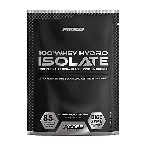 Xcore Sachet 100% Whey Hydro Isolate SS 31 g Belgische Schokolade