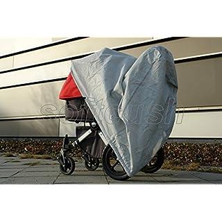 softcush Abdeckung für Kinderwagen ABC-Design Avus Regenschutz Regenverdeck
