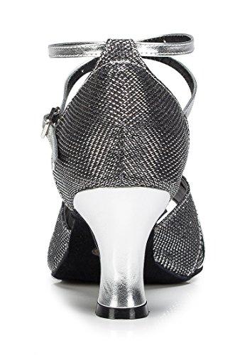 TDA - Strap alla caviglia donna 7.5cm Heel Gold