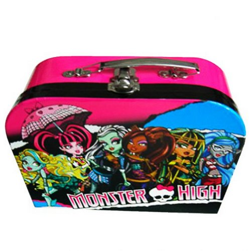 Petite Valise en carton Monster High