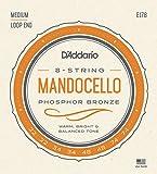D\'Addario EJ78 Cordes pour Mandoline