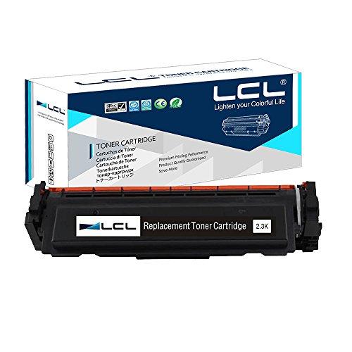 LCL Compatible 410A CF410A Pack de 1 Cartuchos de Tóner para HP Color Laserjet Pro M452dn/M477fdw/M477fnw/M452nw