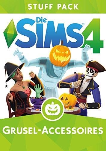 Kostüm Sims Eine - Die Sims 4 - Grusel-Accessoires Pack [Zusatzinhalt] [PC Code - Origin]