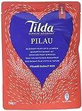 Tilda Steamed Pilau Basmati Rice, 6er Pack (6x250g)