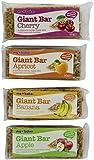 Ma Baker Giant Mixed Fruit Bars 90 g (Pack of 20)
