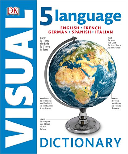 5 Language Visual Dictionary [Lingua Inglese]