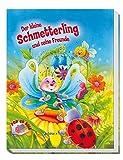 Pop-up-Buch Der kleine Schmetterling
