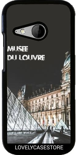 funda-para-htc-one-mini-2-museo-louvre-francia-capital-paris-arte-seine-garden-tuilleries