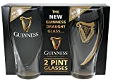 Guinness Harp Glass, Set of 2