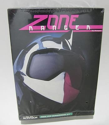 Zone Ranger - Commodore 64 by Activision Inc.