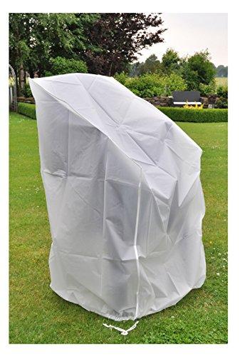 Wasserfeste Abdeckplane für Stapelstühle mit UV Schutz und witterungsbeständig