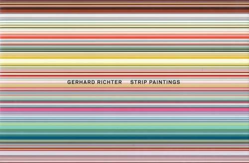 Gerhard Richter: Strip Paintings