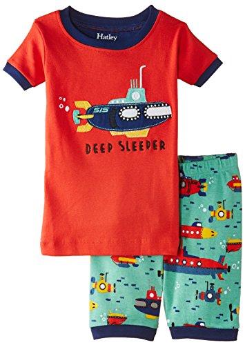 Hatley Boys Short Submarines Pyjama Set
