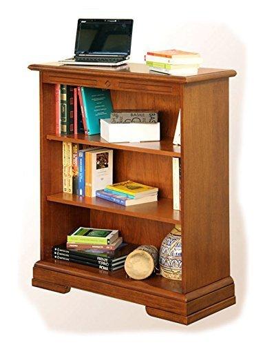 Libreria bassa con ripiani regolabili, ufficio, soggiorno, sala studio