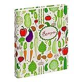 Pagna 31326-15 Rezeptringbuch Junges Gemüse 4-Ring, Register, A4