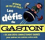 Les défis de Gaston