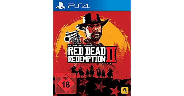 Red Dead Redemption 2 Standard Edition [PlayStation 4