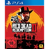 PS4: Red Dead Redemption 2 Standard Edition [PlayStation 4]