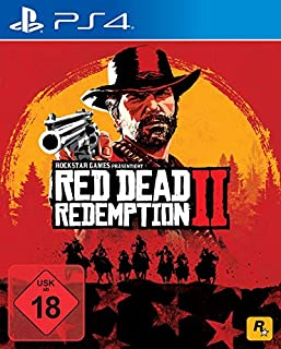 Red Dead Redemption 2 Standard Edition [PlayStation 4] (B01M6Y1Y4A) | Amazon Products