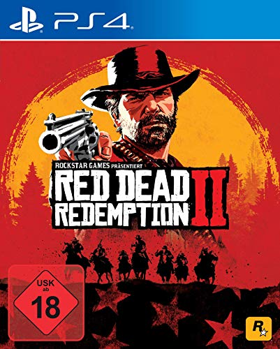 Red Dead Redemption 2 Standard Edition [PlayStation 4] (Spiele Ps3 Gta 6)
