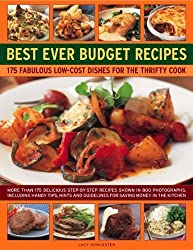 Best Ever Meals On A Budget by Doncaste, Lucy (2010) Paperback