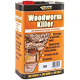 Everbuild EVBLJWORM05 Woodworm Killer 5 l