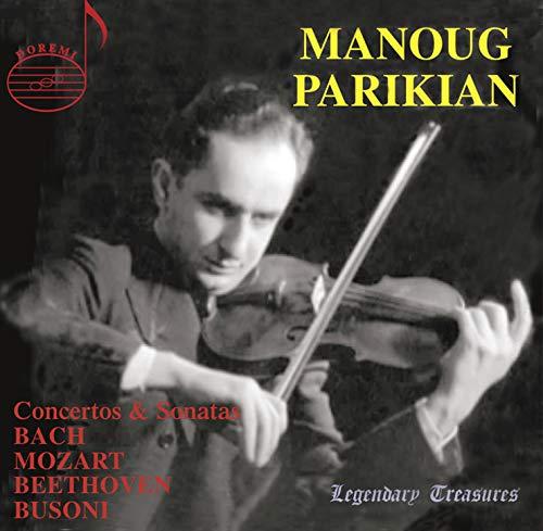 Legendary Treasures: Manoug Parkian