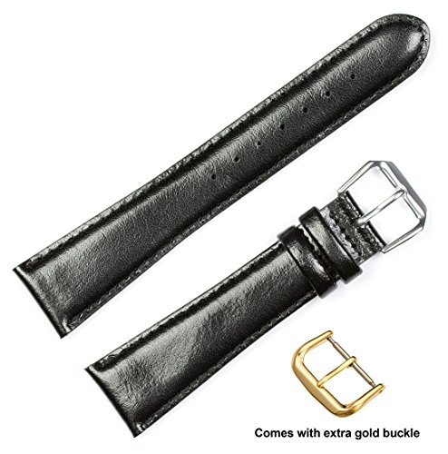 smooth-leather-watchband-black-20mm-short-watch-band-by-debeer