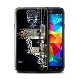 Stuff4® Hülle/Hülle für Samsung Galaxy S5 Neo/G903 / Tower Bridge Muster/London England Kollektion