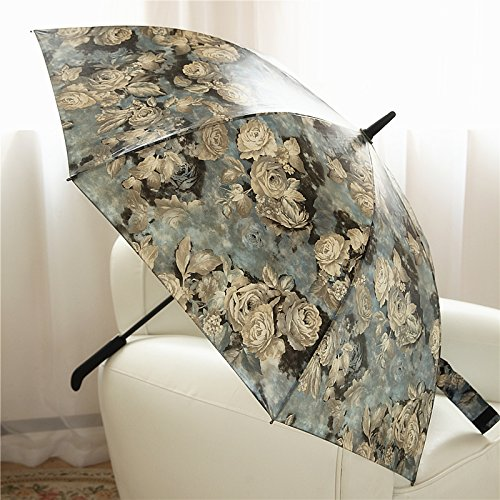 khskx-long-umbrella-female-semi-automatic-vintage-prints-of-roses-oil-painting-large-wind-resistant-