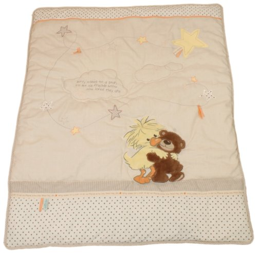 en Bettwäsche-Set für Kinderbetten, und Bumper (12Monate +) ()
