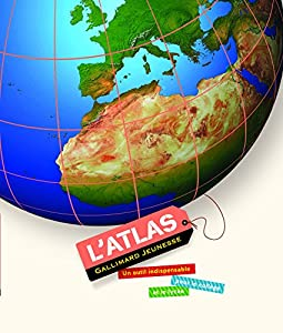 "Afficher ""L'atlas Gallimard jeunesse"""