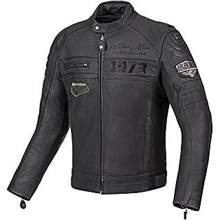 Arlen Ness New York Motorradlederjacke 52