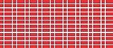 Mini Aufkleber Set - Pack glatt - 20x12mm - Sticker - Fahne - Dänemark - Flagge - Banner - Standarte fürs Auto, Büro, zu Hause und die Schule - 54 Stück