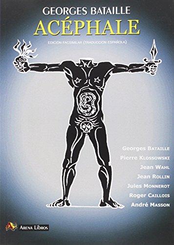 Acéphale (Filosofía una vez) por Georges Bataille