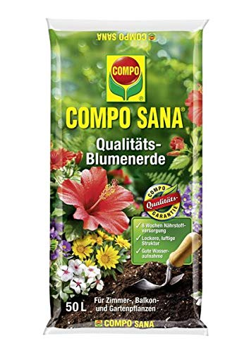 COMPO SANA Qualitaets Blumenerde 50l