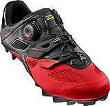 Mavic Crossmax Elite MTB Fahrrad Schuhe rot/schwarz 2019: Größe: 41