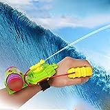HUAYANG Lustige Schwimmbad Wasser Gun Kids Kinder Strand Handgelenk WasserspraySpielzeug
