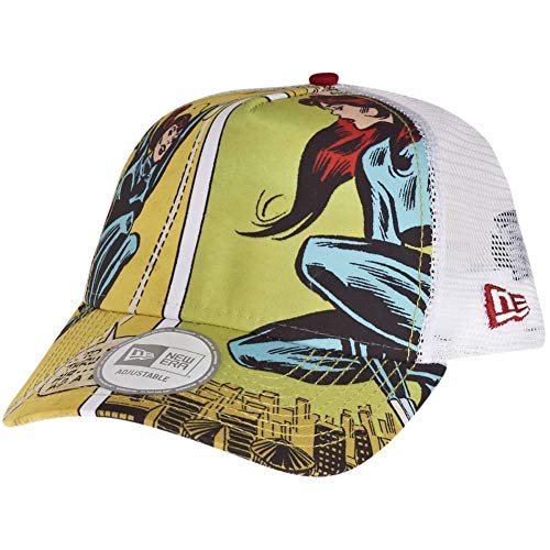 New Era Trucker Cap - AVENGERS Black Widow