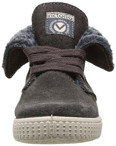 Victoria Safari Serraje Alta, Boots mixte enfant Gris (Pizarra)
