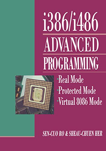rogramming: Real Mode Protected Mode Virtual 8086 Mode (Intel-80386 -)