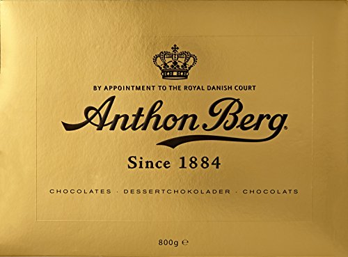 Anthon Berg Luxury Gold 800g, 1er Pack (1 x 800 g)