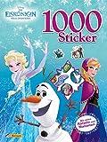 Disney Eiskönigin: 1000 Sticker: Mit vielen Rätseln und Malseiten