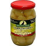 Produkt-Bild: Spreewald RABE - Silberzwiebeln mild gewürzt (370ml)